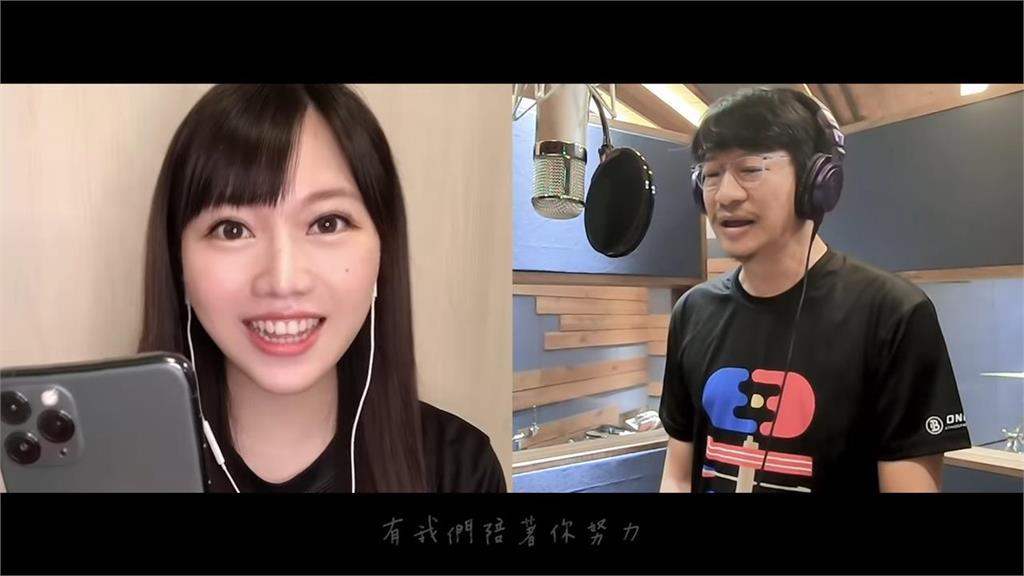 斷開福原愛!江宏傑率《全明星》27人齊唱《對世界點頭》 為台灣打氣