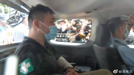 「港版國安法」首案判決出爐!「光時騎士」唐英傑2罪名成立判囚9年