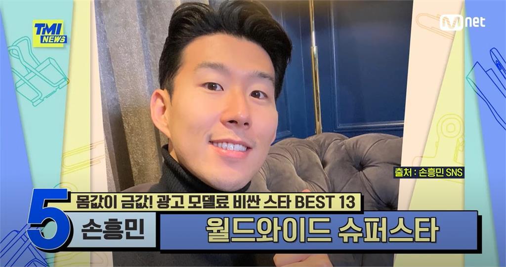 韓星廣告代言費「排行公開」!宋慧喬擠不進前10、冠軍年賺15億元