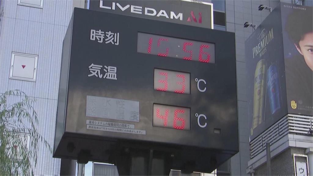 東京高溫達33度 喬科維奇受不了喊傍晚比賽