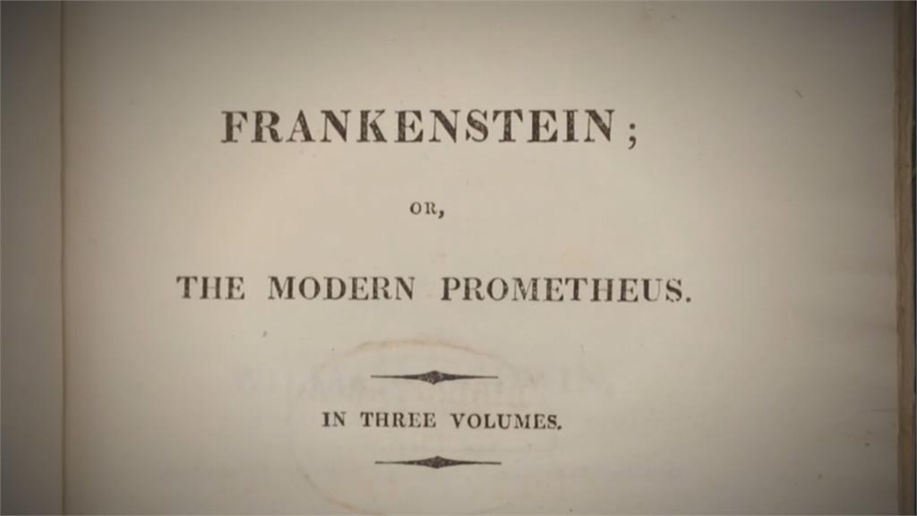 趕快找找你家裡有沒有 《科學怪人》初版117萬美元拍出 締造特別紀錄