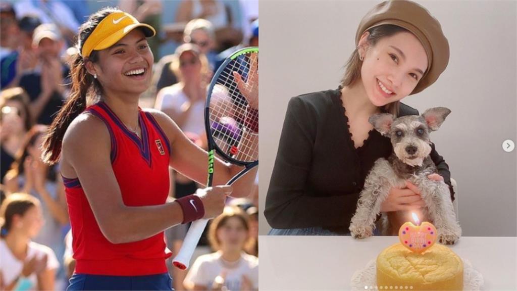 「英國楊丞琳」拉杜卡努不認識楊丞琳 網球甜心看台灣偶像劇勤練中文