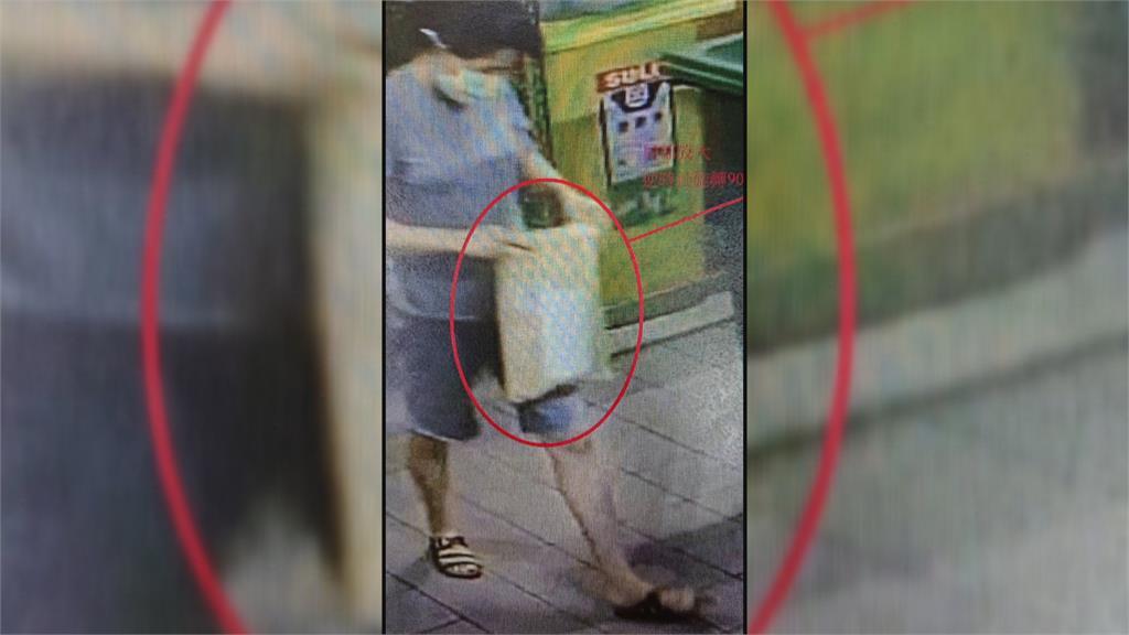 門口被放可疑包裹扁怨沒人理  分局長記2過 調查後原來是這樣