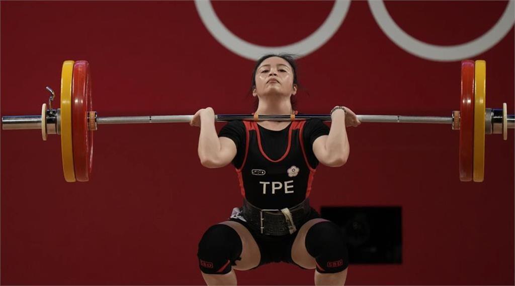 中國舉重金牌選手侯志慧測出禁藥反應 !方莞靈有機會遞補銅牌