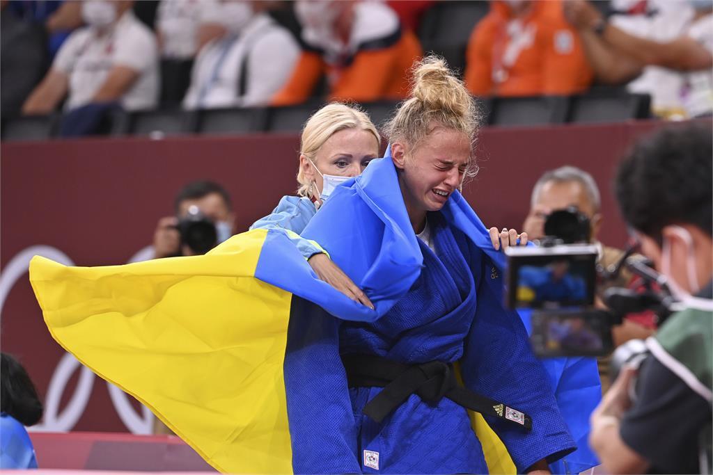 東奧/烏克蘭「柔道女神」初登場就奪銅!下了賽場一樣超美狂吸47萬追蹤
