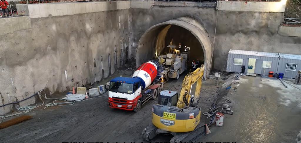 旱災加快施工!阿姆坪防淤隧道進度已達74% 盼延長石門水庫壽命