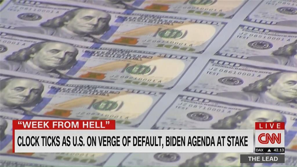 等不到救命錢?美聯邦政府陷入關門危機 「權宜資金法」遭否決 舉債凍結