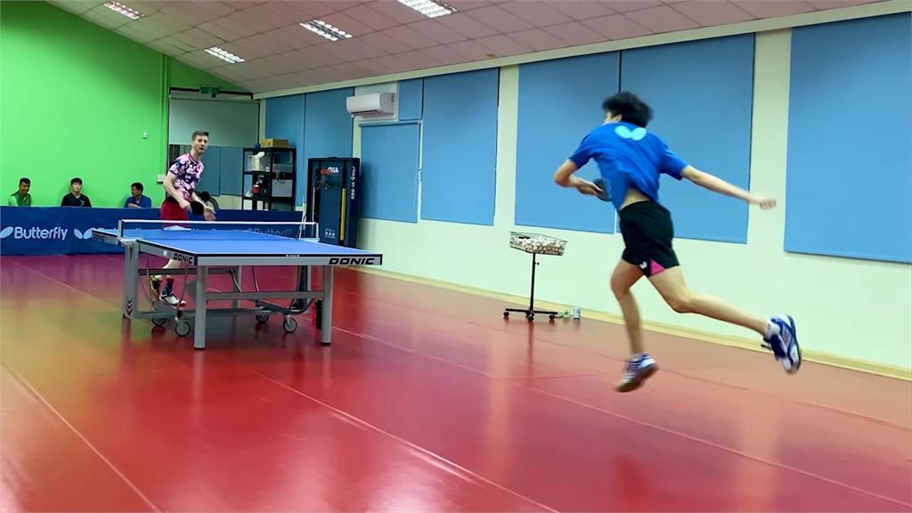 林昀儒讓7分大戰「蛇球好手」 世桌賽評讚:大家在找的未來奧運冠軍