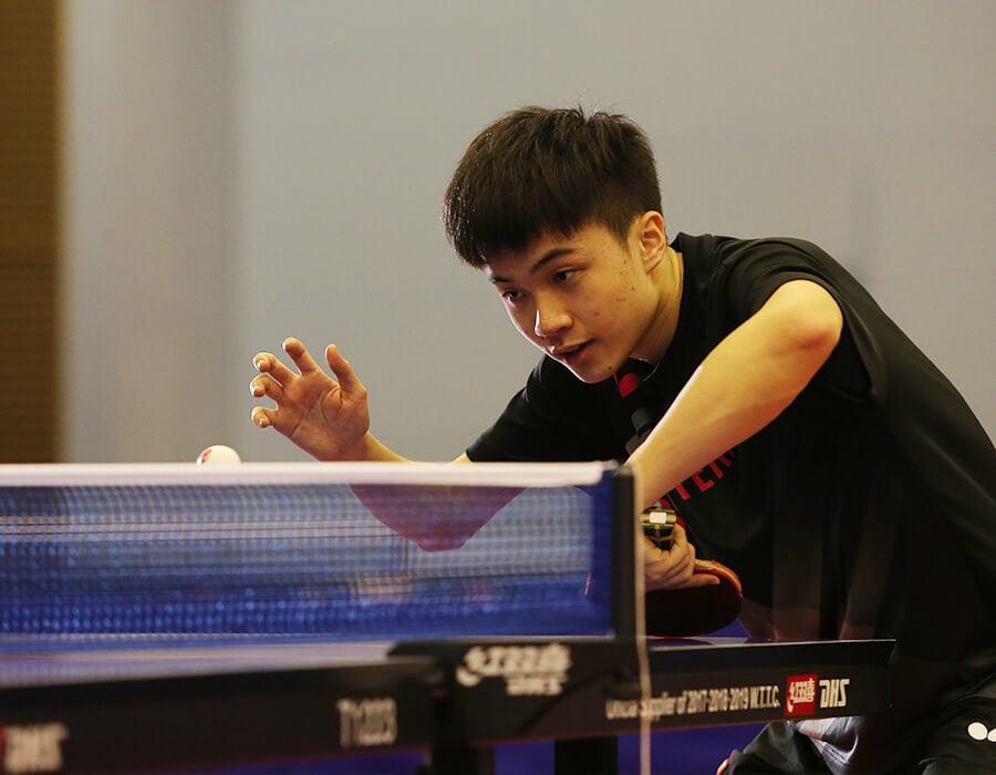 東奧/挺進16強!「桌球小將」林昀儒男單奪首勝 4:1拍落瑞典好手