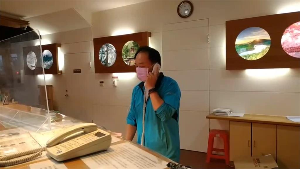 太平山莊詢問電話沒停過 住宿降載至八成