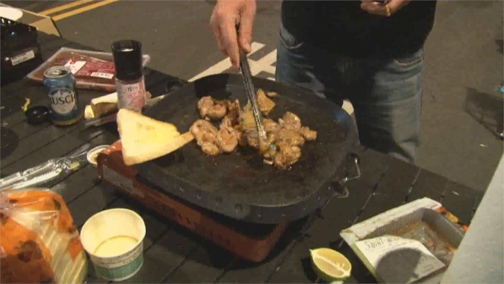 烤肉沒吃完冰進冰箱 隔天加熱吃下肚....當心急性腸胃炎