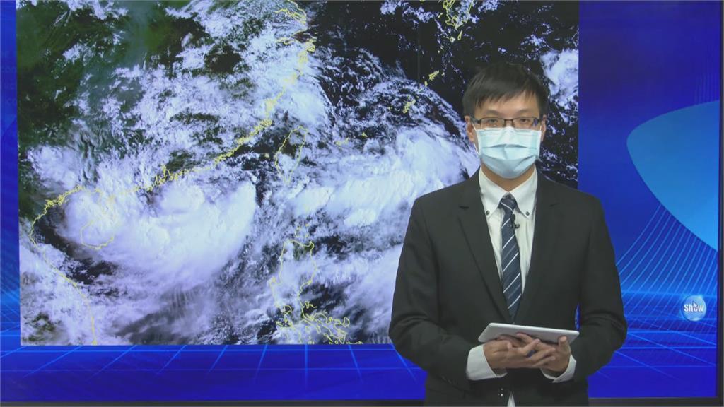 盧碧颱風恐發海陸警 週五.週六影響大 中南部防豪雨