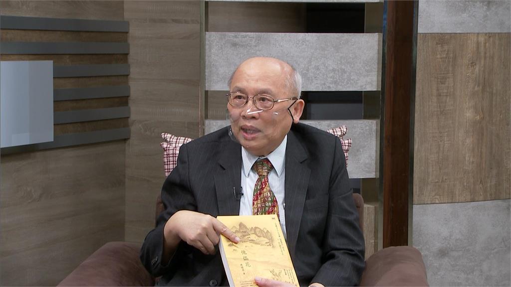 獨家/《傀儡花》作者陳耀昌《新聞觀測站》曝「蝶妹」結局 雙重象徵意義超大!