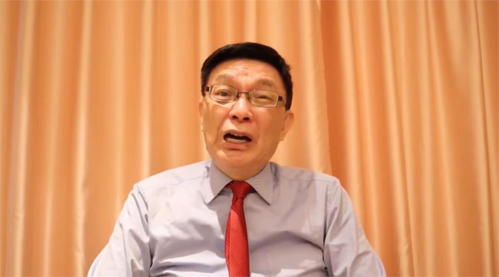 台大教授飛中國打疫苗!拍影片驕傲喊:太愛炫耀、太高興了