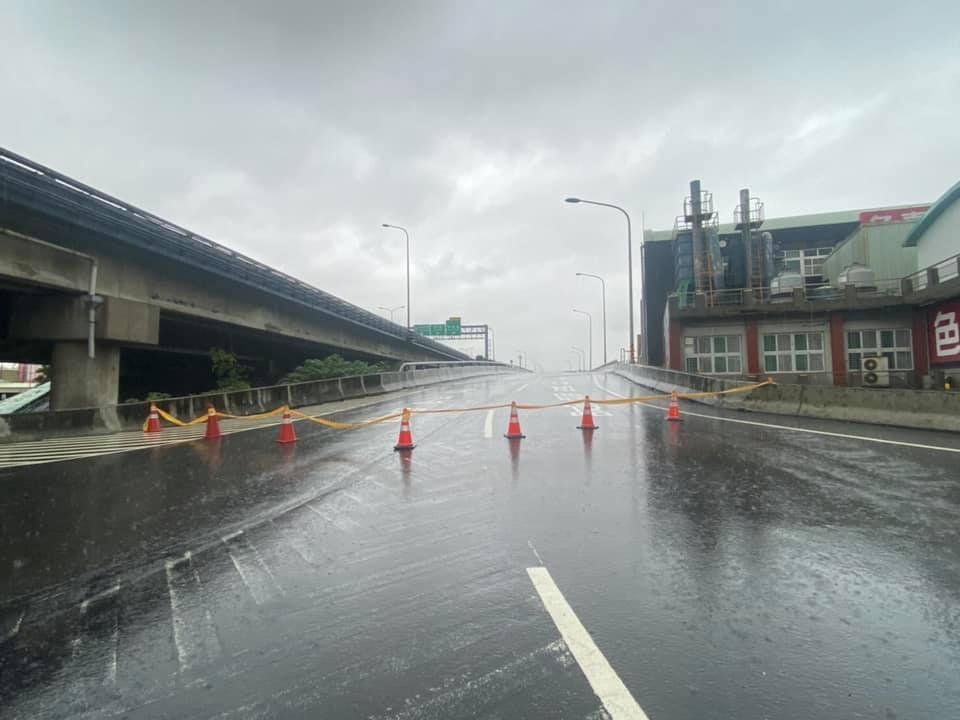 雨彈狂炸台南24小時降雨逾300毫米 曾文水庫蓄水量破4億公噸