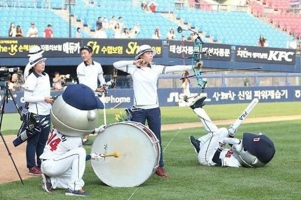 連9次奪冠秘訣!東奧南韓射箭女團「訓練術」大公開 網笑:根本忍笑大挑戰