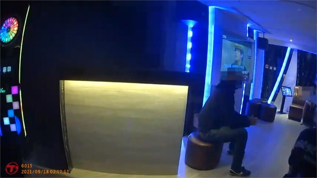 台中警臨檢汽車旅館 驚見半裸男子遭凌虐施暴