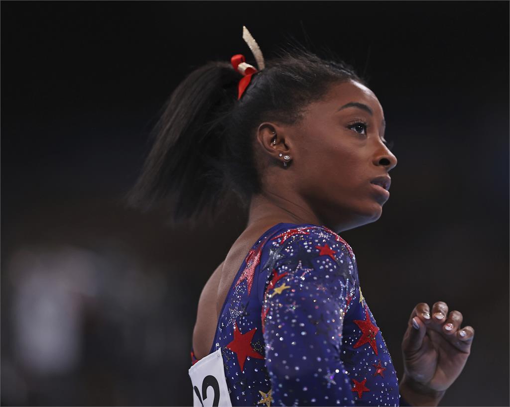 東奧/美國「體操女王」拜爾絲再宣布退自由體操決賽!僅剩平衡木個人賽