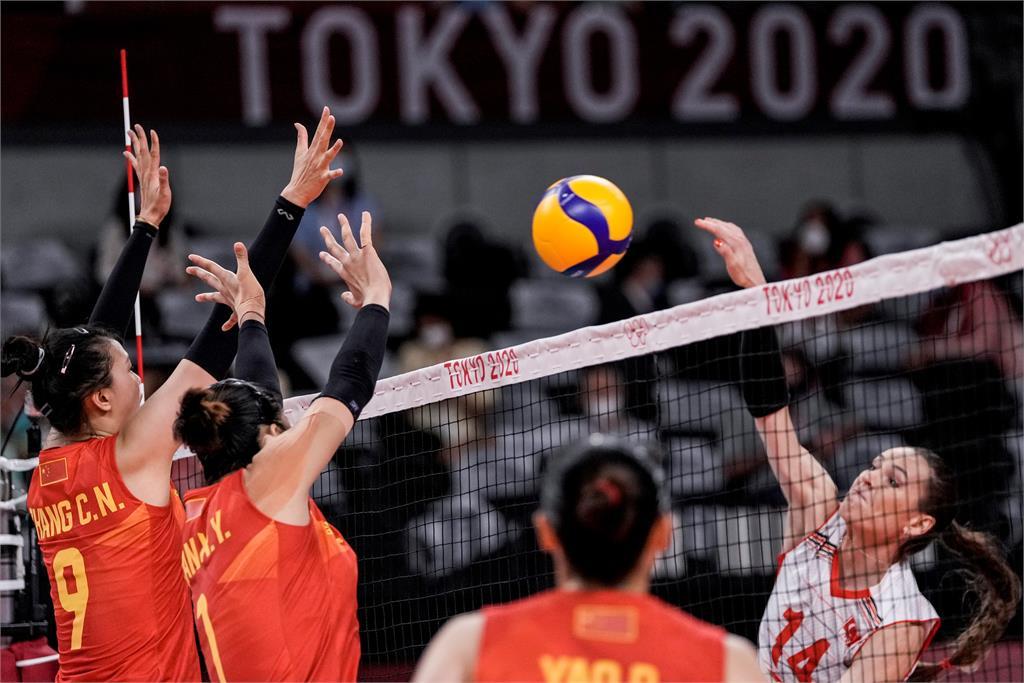 東奧/中國女排意外慘敗土耳其!小粉紅心碎抓戰犯:是愛迪達害的