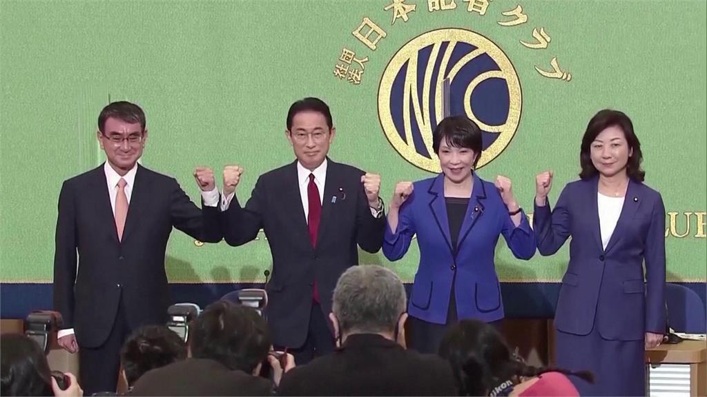 談日本自民黨主席選舉 駐日代表謝長廷:不少值得台灣思考借鏡的地方