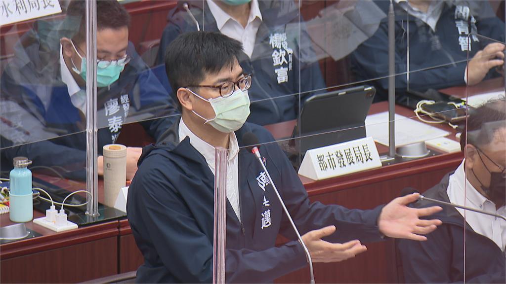 韓國瑜市府工程害女子觸電不治 陳其邁承諾協助家屬爭取國賠