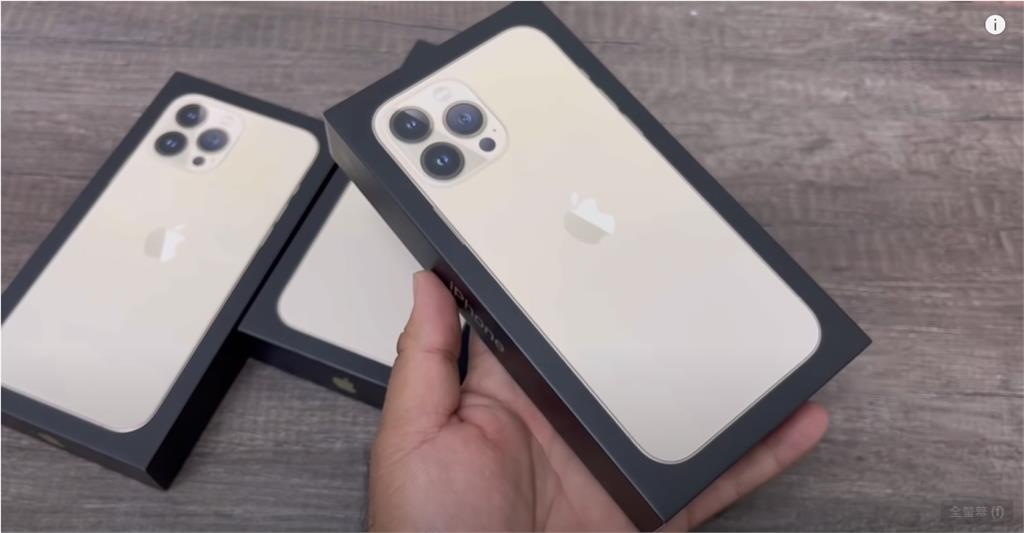 iPhone 13 Pro Max首支開箱影片曝光!實機超美揭「1項重大改變」