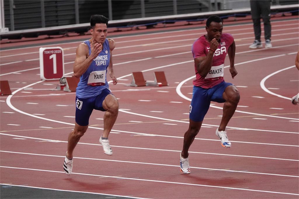 東奧/「台灣最速男」楊俊瀚奧運百米跑出 秒 分組無緣晉級下一輪