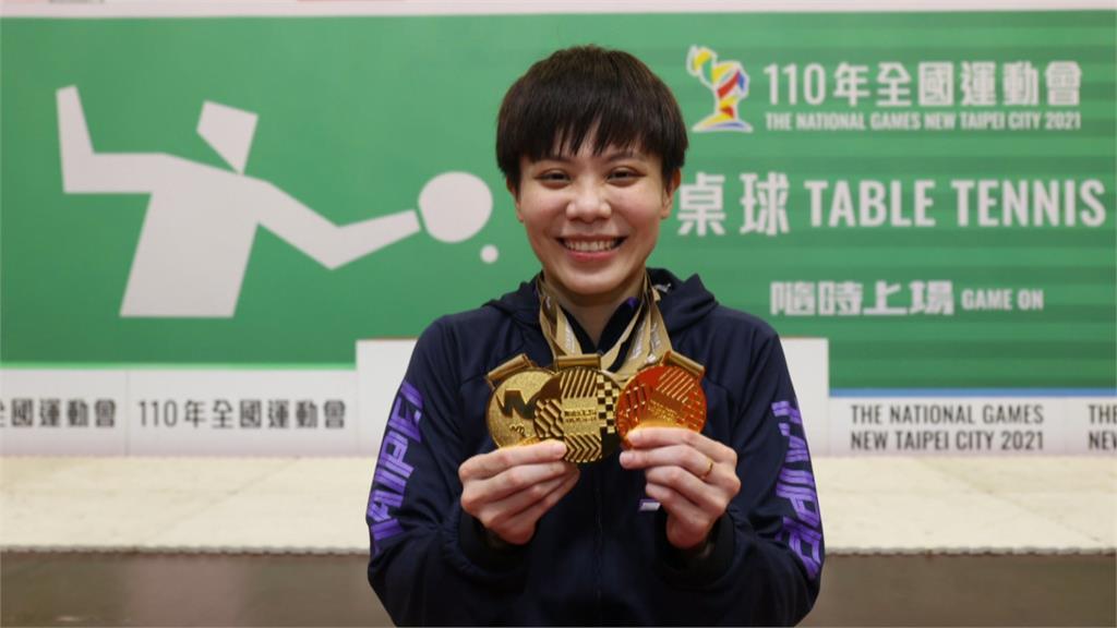 奧運銅牌搭檔坐鎮 台北市全運開「五金行」