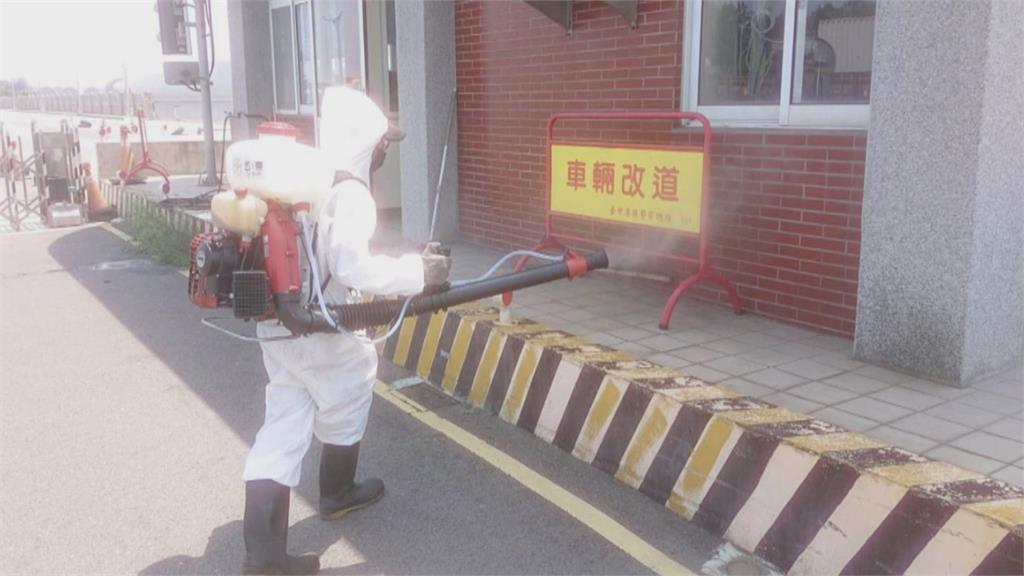 台中港一菲籍船員確診 同船40人PCR皆陰性