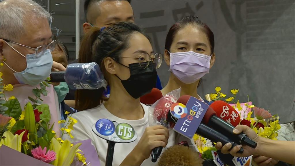 快新聞/文姿云奪銅創台灣奧運空手道紀錄 家人暖喊:我們都以你為榮