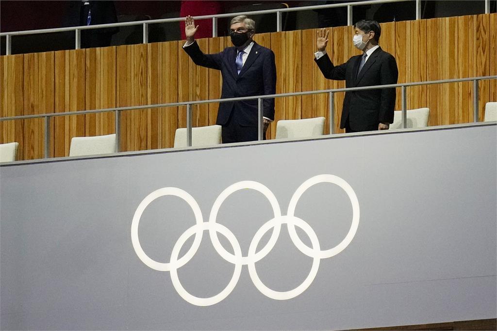 東奧/日本「靈魂歌姬」MISIA領唱國歌 694枚華麗煙火迎接選手!
