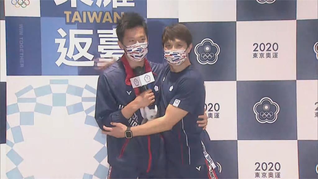 東奧/最想感謝「兩個人」 李智凱感性發言:他們給了我很大的鼓勵!