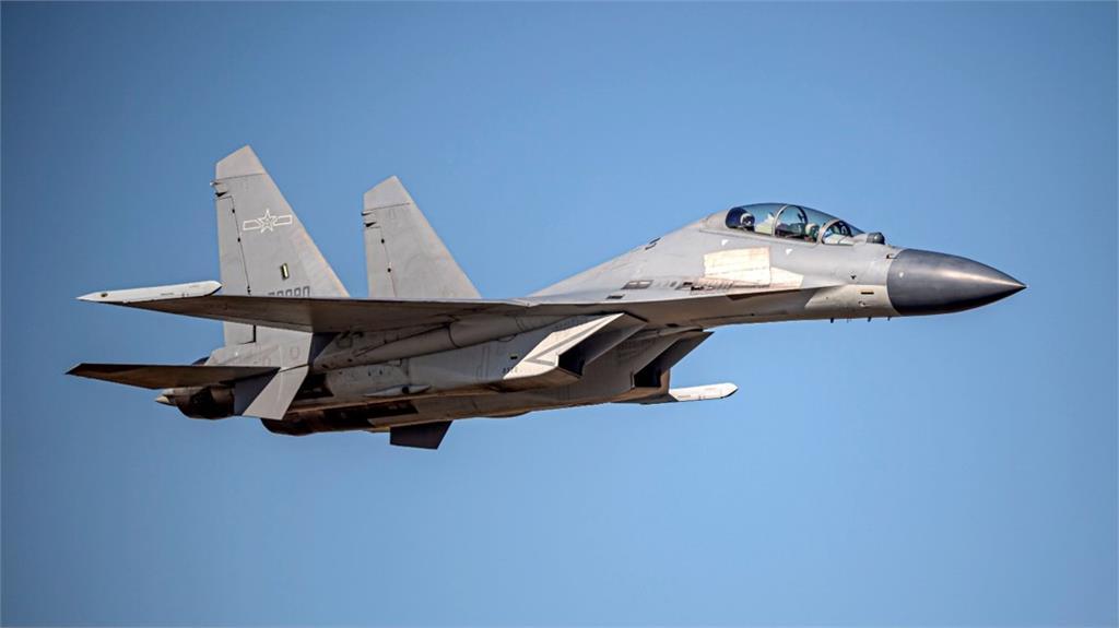 中華民國戰機不是塑膠機!邱國正:我國不挑起戰端 但對方一有動作就會應戰