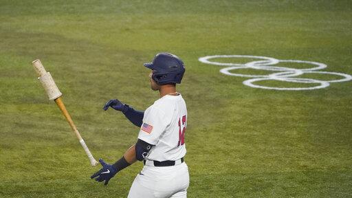東奧/美國7:2擊敗南韓 7日戰日本搶棒球金牌