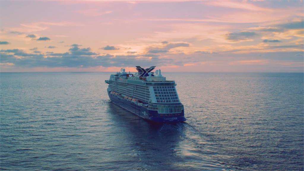 佛州郵輪「名人愛極號」疫後首出航!載客限4成、全船接種率99%