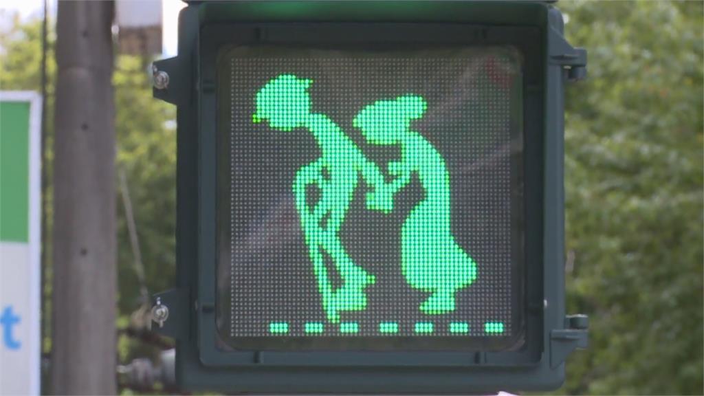 宜蘭「唱歌小綠人」再升級 提醒戴罩保持社距