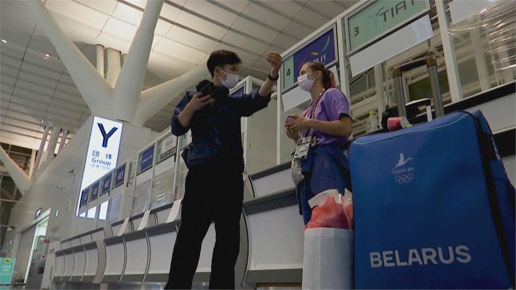 批評教練有關藥檢失誤? 白俄女將傳被強押回國