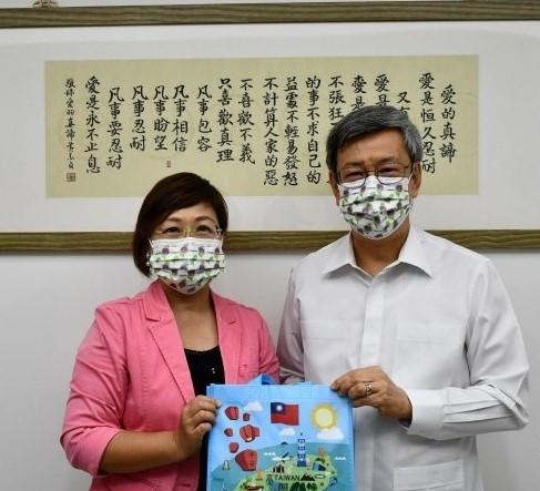 談台灣70天「防疫奇蹟」!陳建仁列關鍵「4數據」呼籲接種國產疫苗