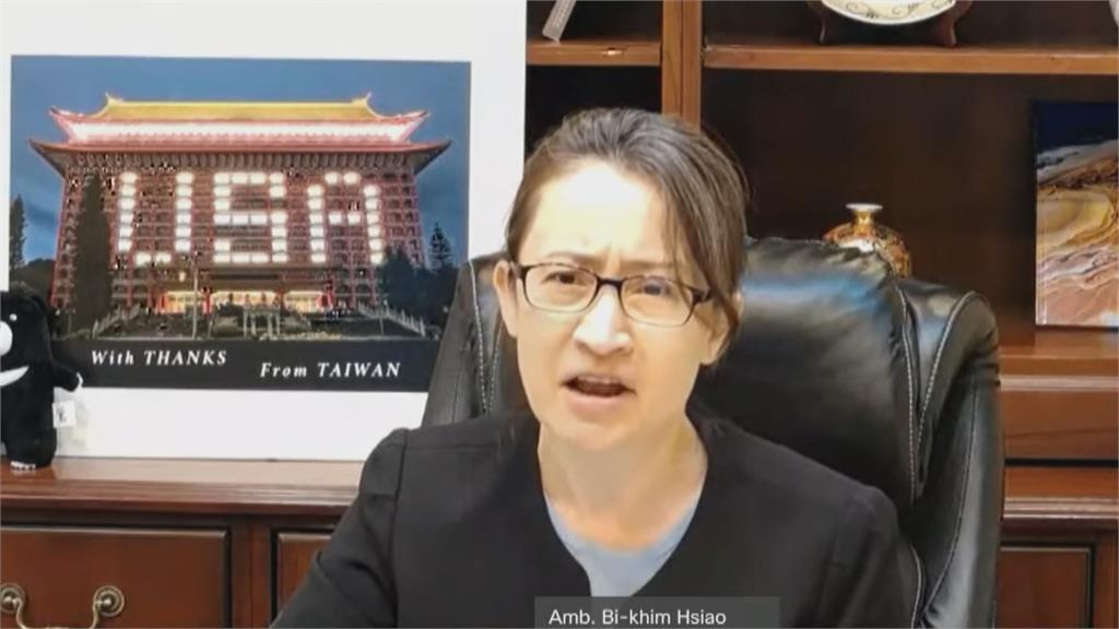 """吳釗燮重申 """"台灣是民主國家 不可或缺的夥伴"""""""