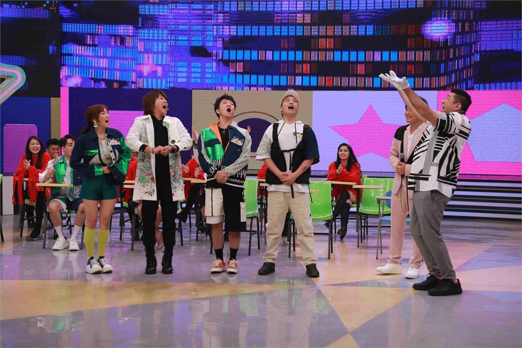 《明星許願池》讓全場綜藝摔的插班生!NONO出場被問「是來當家長會長的代表」