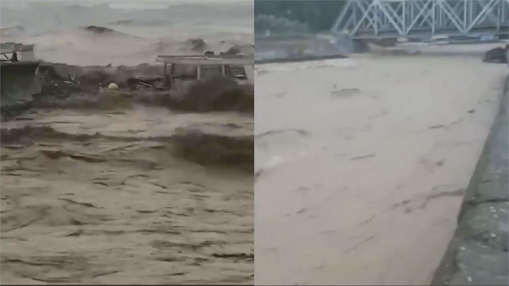 俄羅斯索契市遭暴雨襲擊1死2傷 數小時降2個月雨量災情曝光
