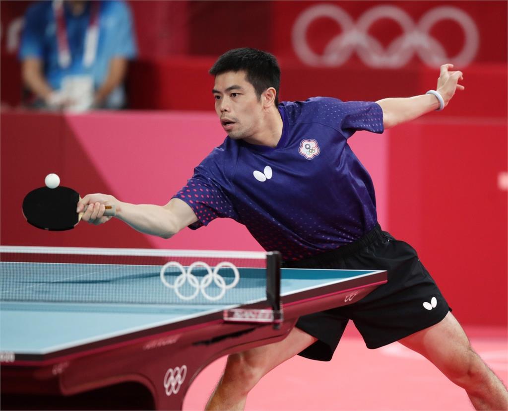 東奧/莊智淵聯手林昀儒拚團戰!3:0輾壓克羅埃西亞成功晉級8強