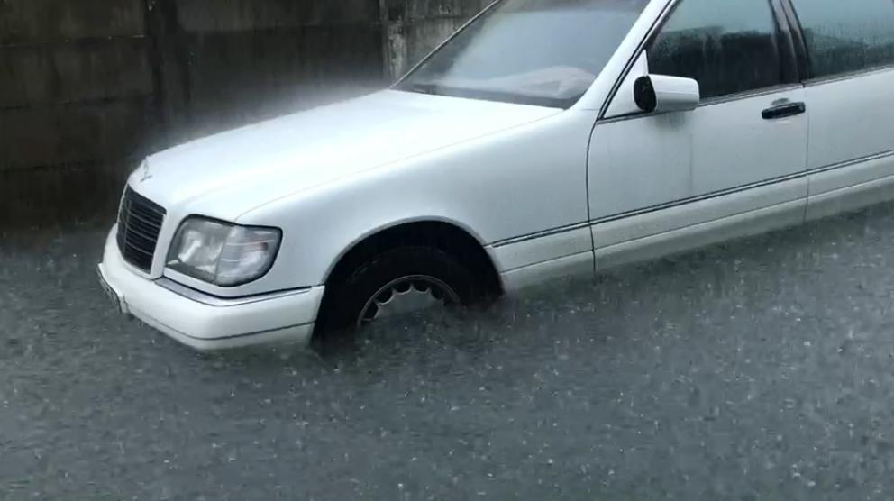 快新聞/豪雨致災! 雲林縣北港鎮宣布:今天中午12點起停班課
