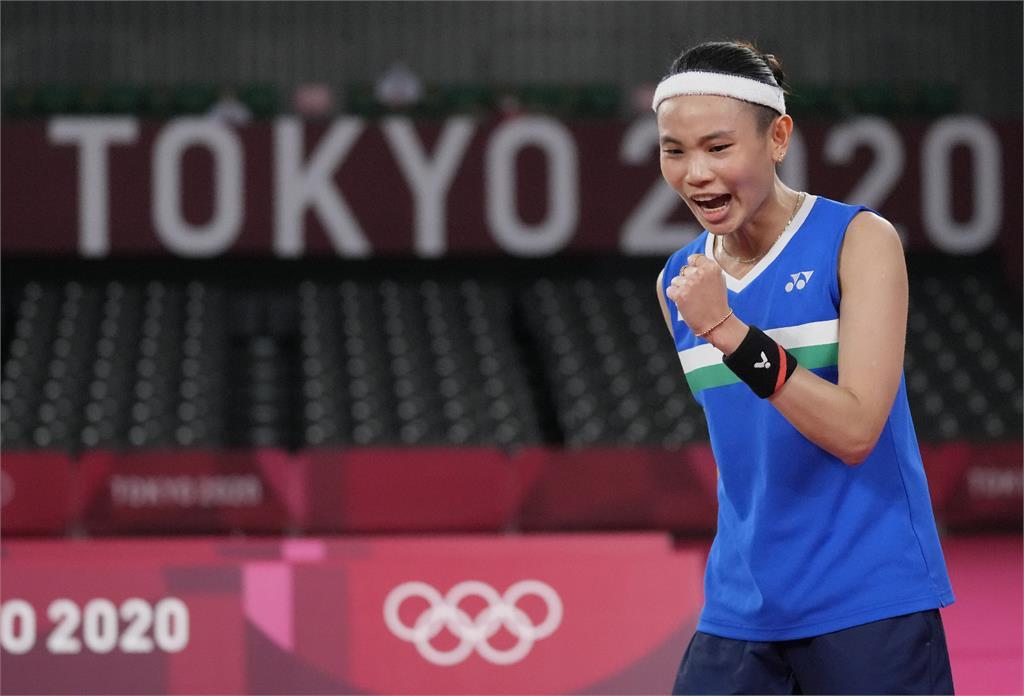 東奧/戴資穎金牌戰對戰「中國一姐」陳雨菲 兩人18度交手小戴贏下15次!