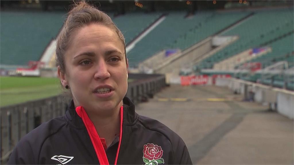 賞你罰黃牌展現權威!英頂級橄欖球超級聯賽 首位女裁判是她!