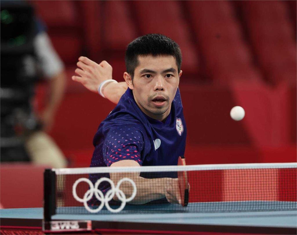 東奧/林昀儒成台灣桌球「明日之星」!19歲橫空出世追平奧運紀錄