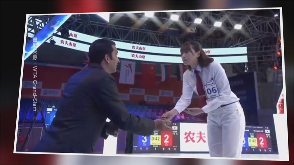 與選手待遇差很大! 台灣裁判自嘲如「東奧孤兒」