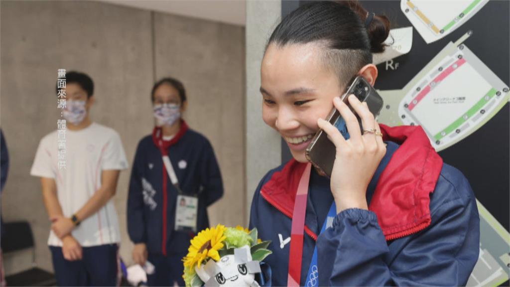 小戴惜敗奪銀台灣全國暖心鼓勵 中國男雙戰敗麟洋慘遭小粉紅出征
