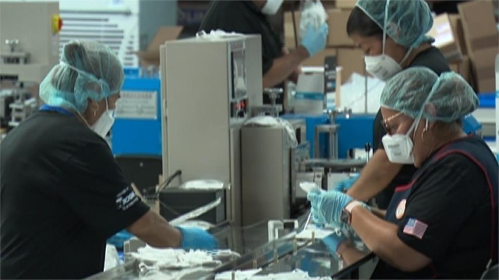 中國製口罩削價傾銷 美國口罩業者叫苦連天