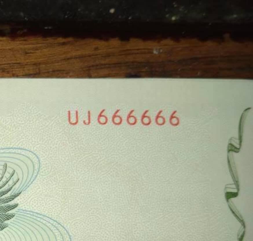 她領5倍券驚見稀有序號!網見「增值密碼」狂喊價:10倍價收